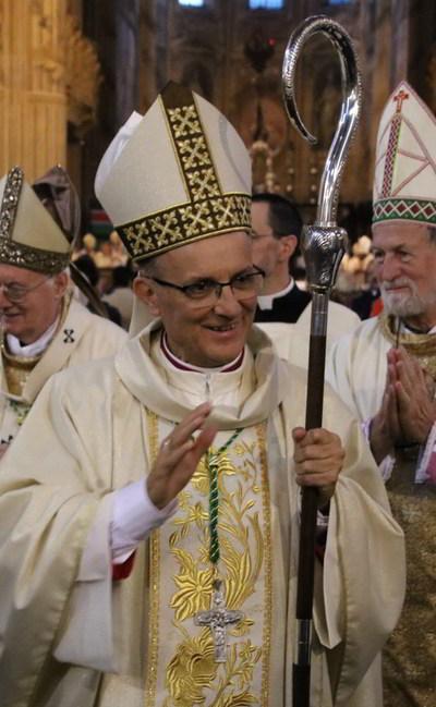 Mons. Marco Prastaro, Vescovo di Asti