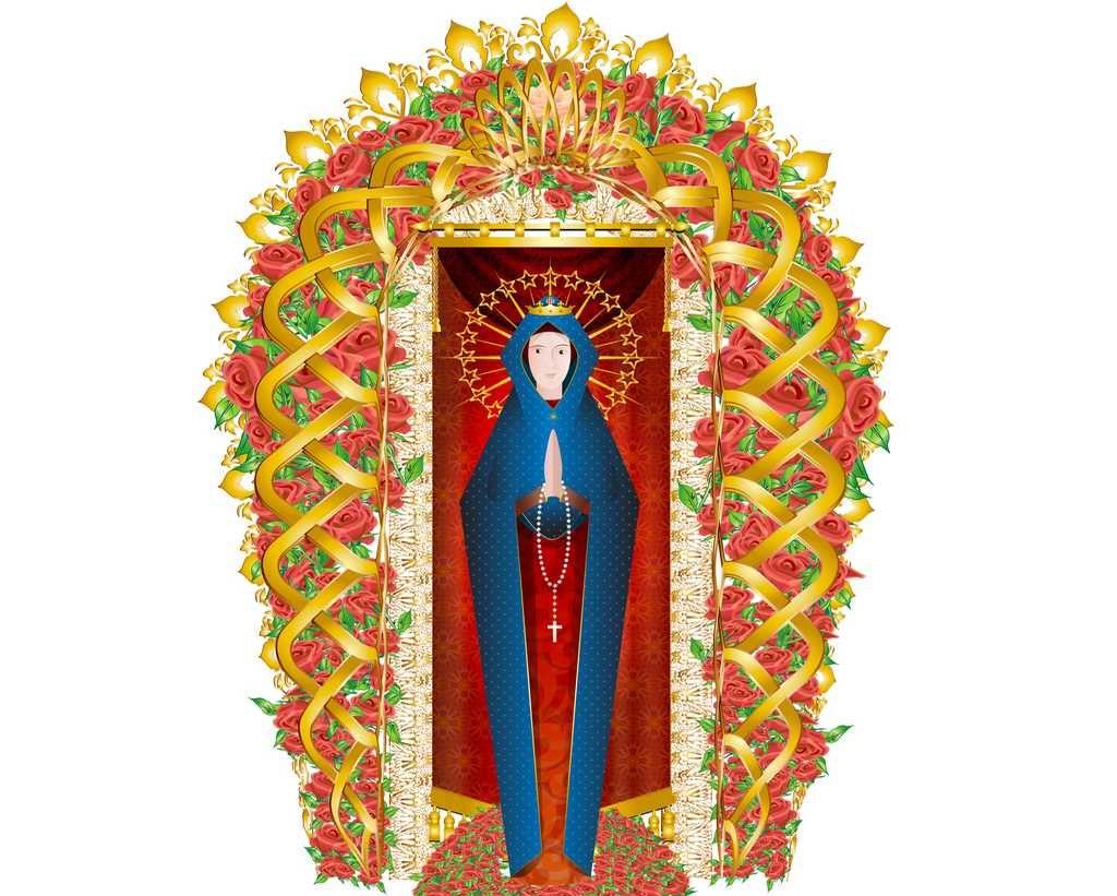 5_incoronazione Maria Vergine_